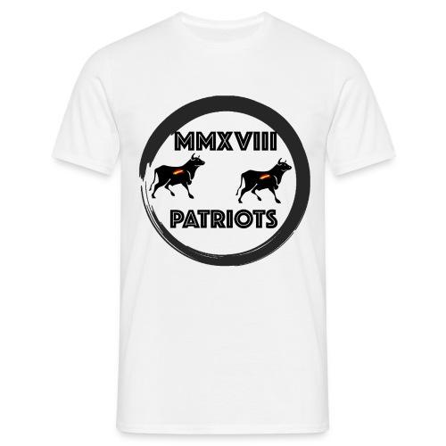 Patriots mmxviii - Camiseta hombre