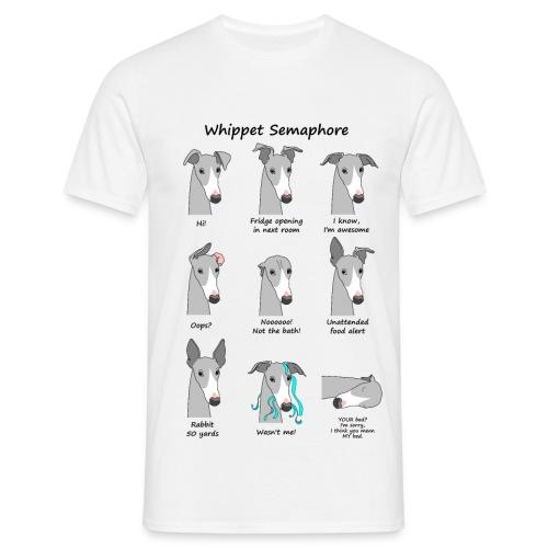 Semaphore png - Men's T-Shirt