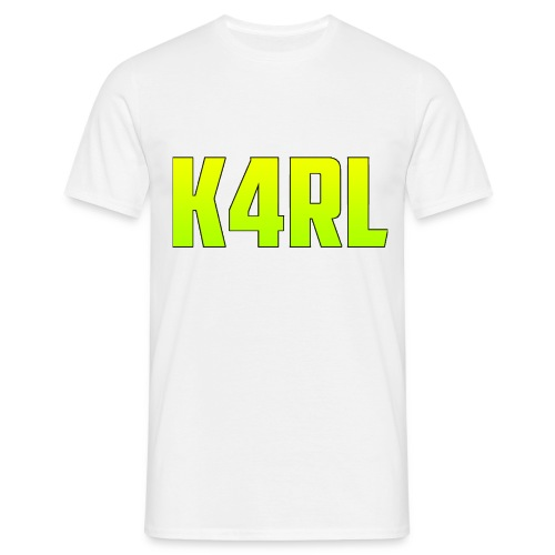 K4RL - Men's T-Shirt