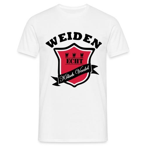 weiden - Männer T-Shirt