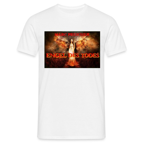 Engel des Todes Cover - Männer T-Shirt
