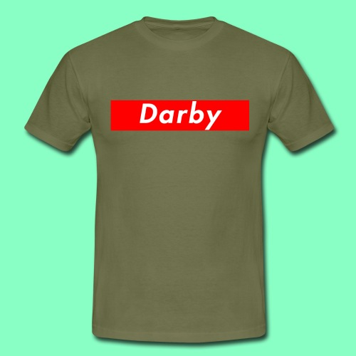 supreme darby - Men's T-Shirt