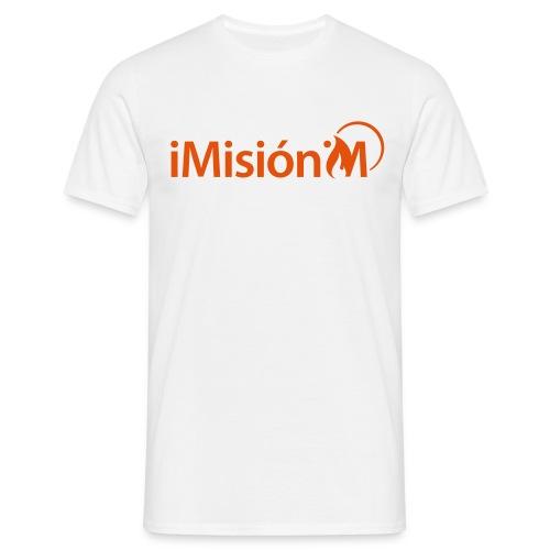 iMisión - Camiseta hombre