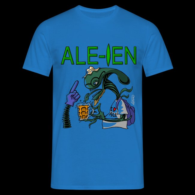 Ale ien White clothing