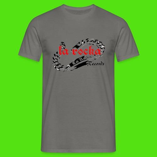 La Rocka - white'n'red2 - Men's T-Shirt