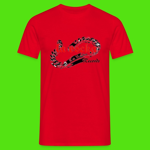 La Rocka - white'n'red2 - Men's T-Shirt