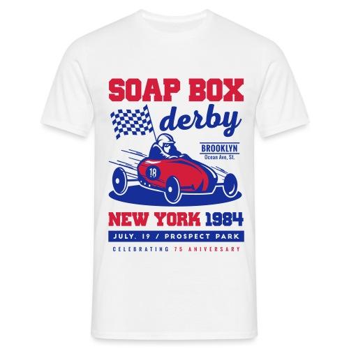 SoapBox NewYork - Camiseta hombre