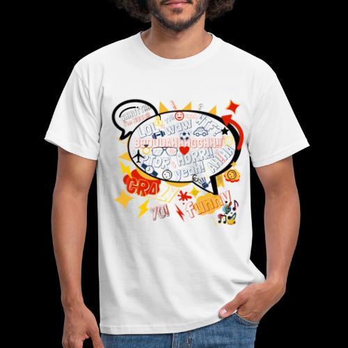 crazystreettalk - T-shirt Homme