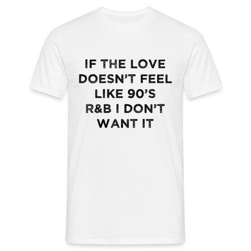 RNB Love - T-shirt Homme
