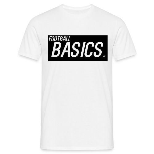 BLACK_AND_WHITE - Men's T-Shirt