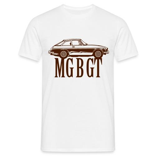 MG MGB GT - Autonaut.com - Men's T-Shirt