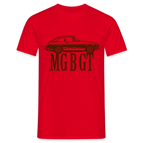MG MGB GT - Autonaut.com - Men's T-Shirt