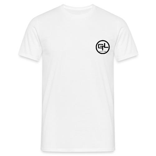 logo kleincdr - Männer T-Shirt
