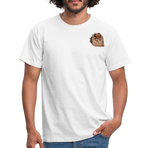Pomeranian - T-shirt herr