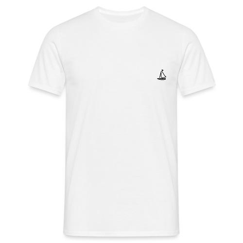 LOGO Marin - T-shirt Homme