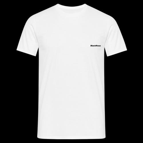 BlackRose - Camiseta hombre
