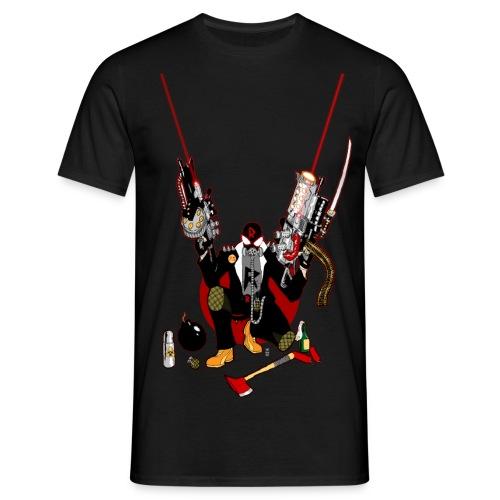 02 Riot png - Männer T-Shirt