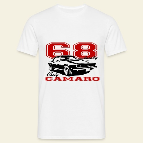 68 camaro sixty eight - Herre-T-shirt