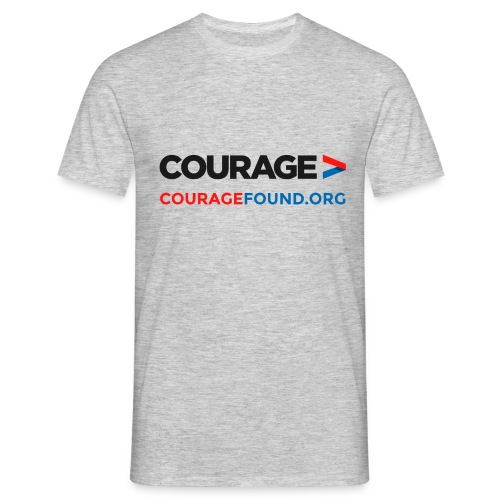 design_1blk - Men's T-Shirt