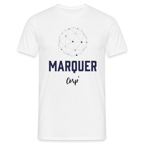 Marquer Corp - T-shirt Homme