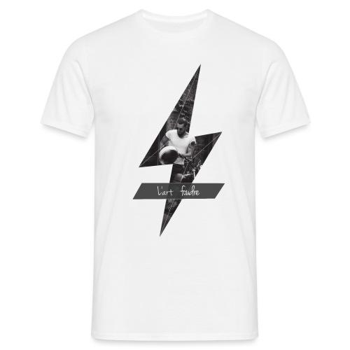 Foudre Motorcycle - Männer T-Shirt