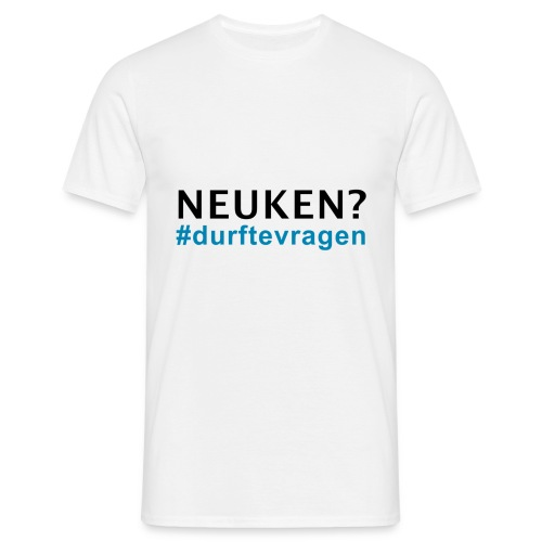 neuken - Mannen T-shirt
