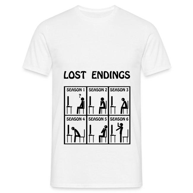 Lost endings