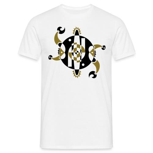 New Age Shirt Design - Männer T-Shirt