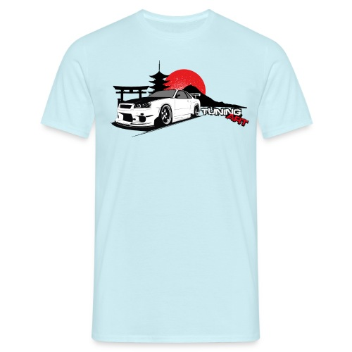 Jap City png - Männer T-Shirt