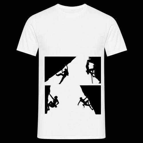 climber - Men's T-Shirt