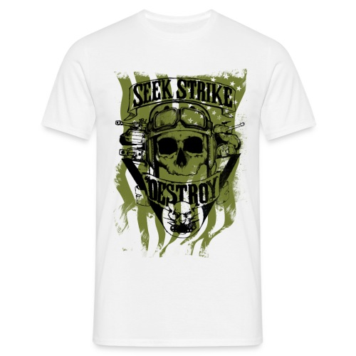 Tank destroyer mode le png - T-shirt Homme