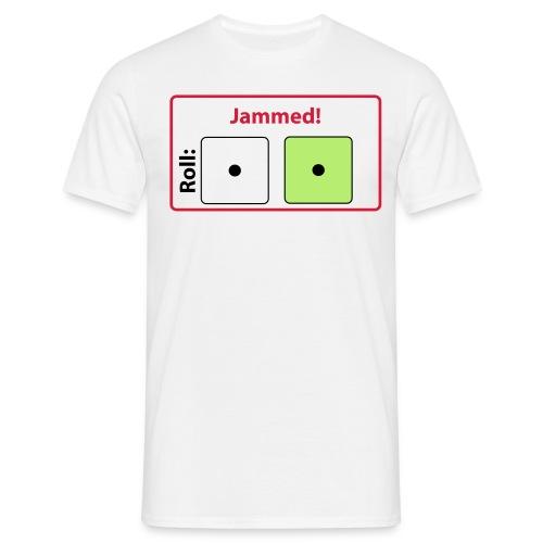 jammed - Men's T-Shirt