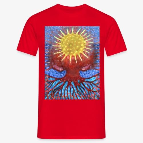 Niebiańskie Drzewo - Koszulka męska