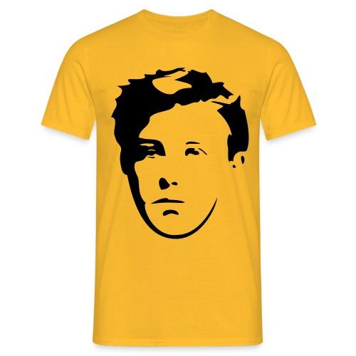 Arthur Rimbaud visage - T-shirt Homme