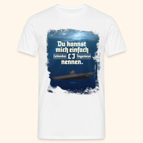 Ingenieur T Shirt Leitender Ingenieur LI - Männer T-Shirt