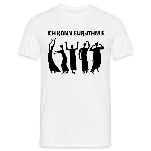 ICH KANN EURYTHMIE - Männer T-Shirt