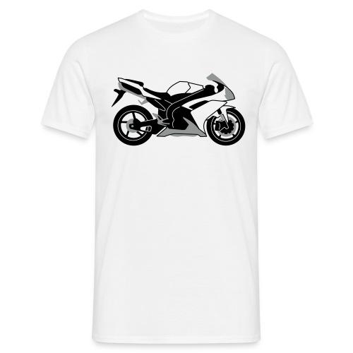 R1 07-on V2 - Men's T-Shirt