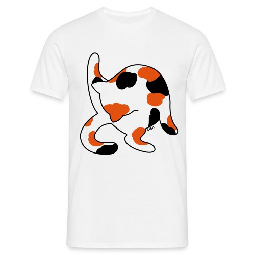 Calico - Men's T-Shirt