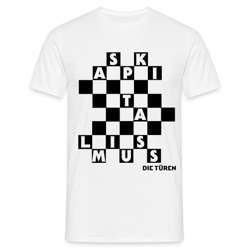 skapitalimus - Männer T-Shirt