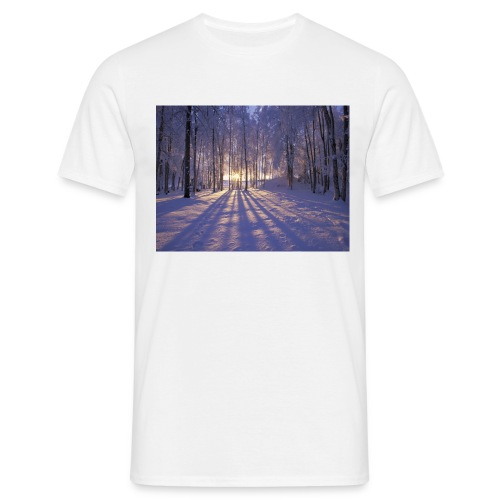 Wintercollectie - Mannen T-shirt