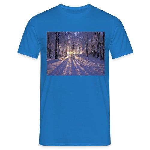 Wintercollectie - Mannen T-shirt