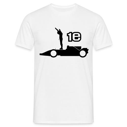 Winnaar 1e - Mannen T-shirt