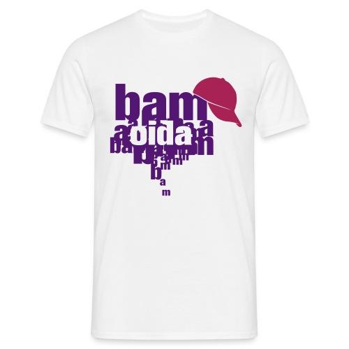 bam oida bam - Männer T-Shirt