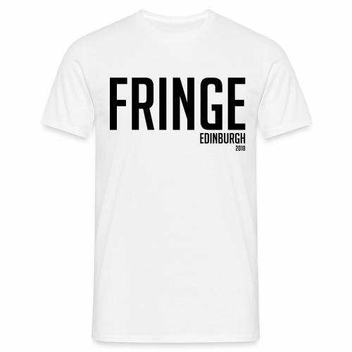 Fringe 2018 White - Men's T-Shirt