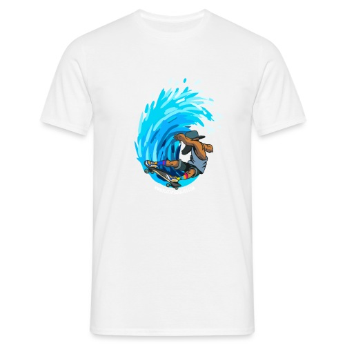 Surf the city - T-shirt Homme
