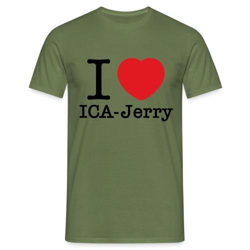 icajerry - T-shirt herr
