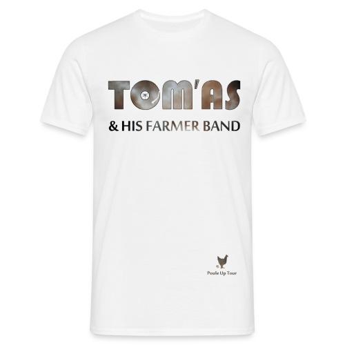 T SHIRT THFB png - T-shirt Homme
