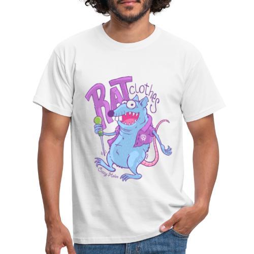 RAT clothes - Maglietta da uomo