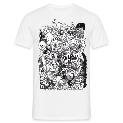 la totale - T-shirt Homme