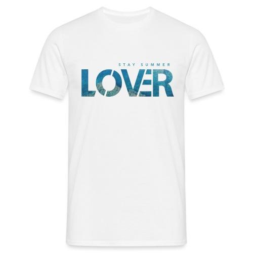 Stay Summer Lover - Maglietta da uomo
